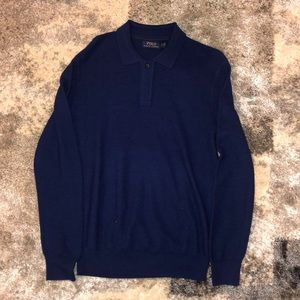 POLO Classic Long Sleeve Sweater/Shirt